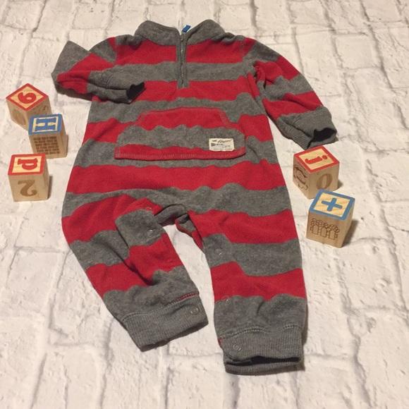 8529d9717996 Carter s Other - Carter s Fleece Jumpsuit Size 18 Months NWT